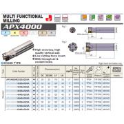 Dao phay đa chức năng APX4000