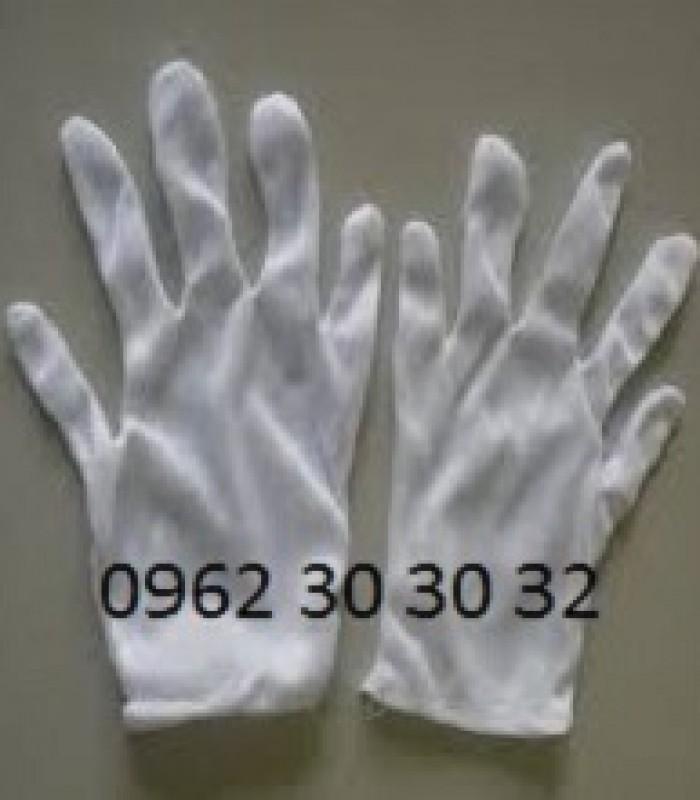 Găng tay Coton