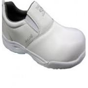 Giày bảo hộ trắng